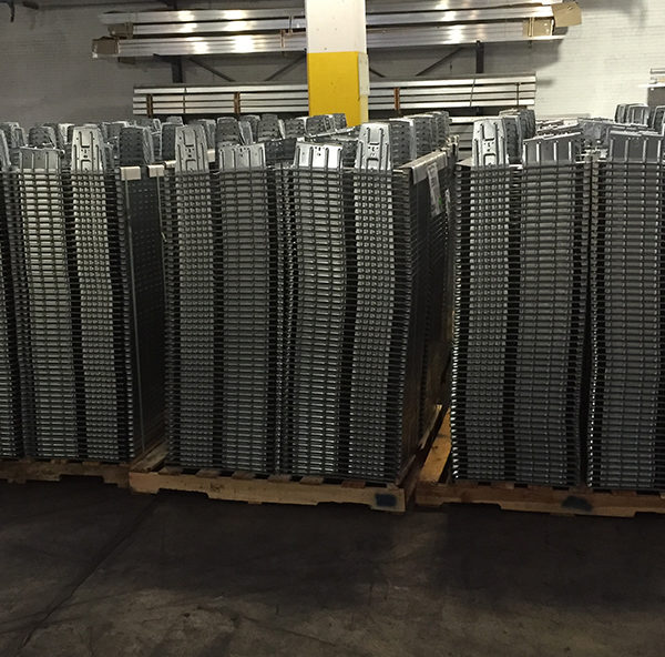 Metal stamping - Products