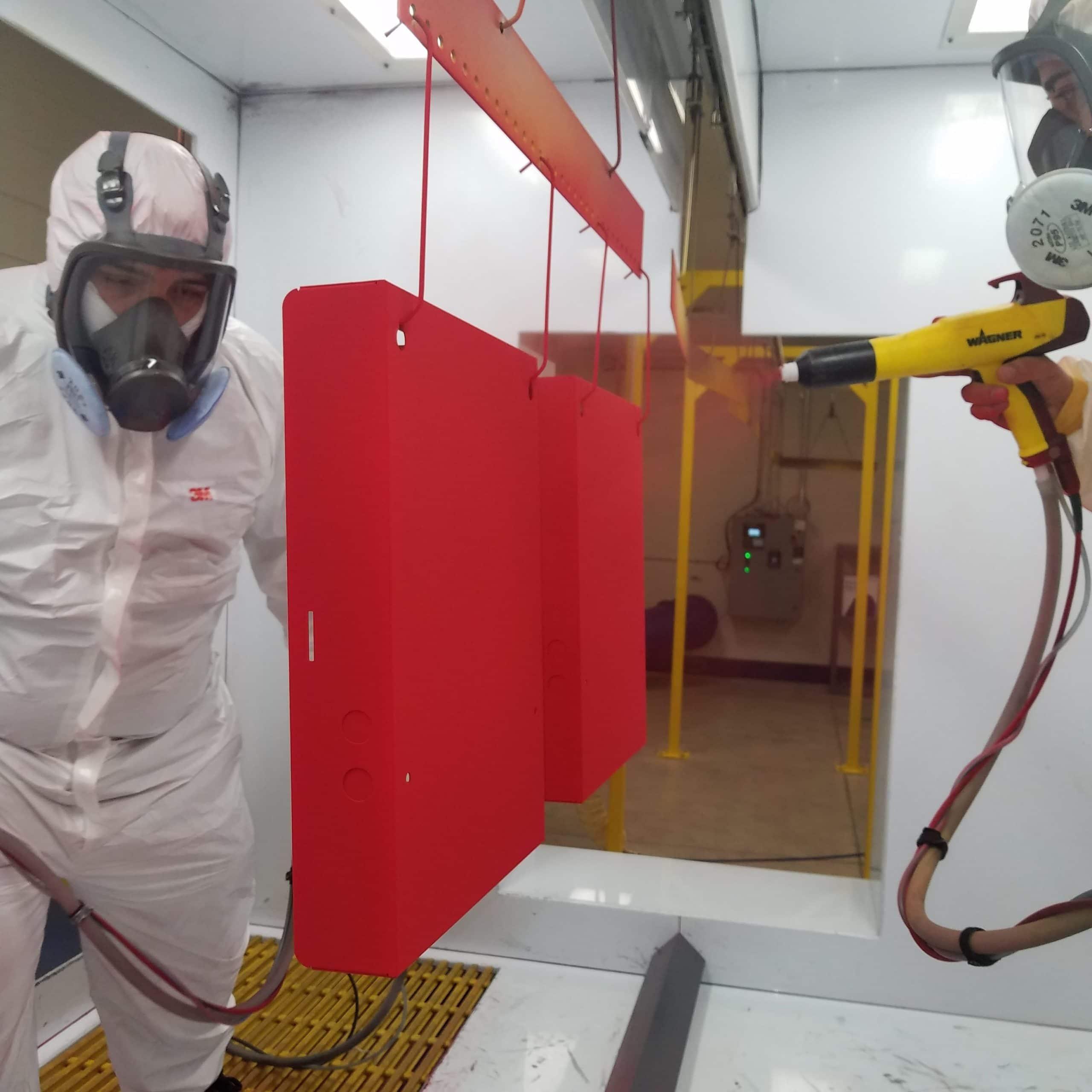 Powder Coating - Safe and Secure